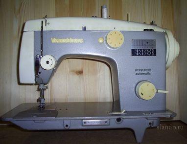 Ремонт швейных машин веритас своими руками